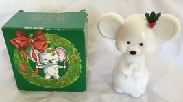 AVON MERRY MOUSE .75OZ Zany Splash Figurine Per... - $7.61