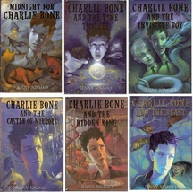 Charlie Bone The Children of the Red King Books 1-6 HC by Jenny Nimmo - $29.95