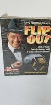 Vtg Larry Hagman FLIP OUT Dice Game JR from Dallas TV Show Sealed New in... - $18.69