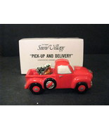 Dept 56 Snow Village Pick Up and Delivery New In Box - $19.99