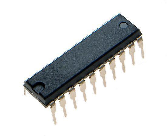 SN74LS640N 8-Bit IC Bus Transceiver Texas Instruments