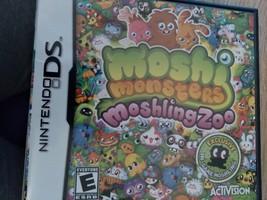 Nintendo DS Moshi Monsters: Moshling Zoo image 1