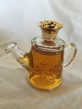 AVON 1.25 OZ Full Field Flowers Splash Water Pitcher Figurine Perfume Bo... - $7.61
