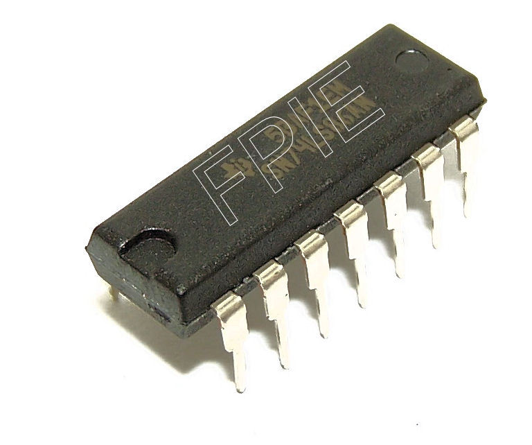 SN74LS86AN Quad 2-Input Exclusive-OR Gate Texas Instruments
