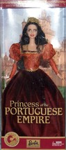 Barbie Doll - Dolls of the World - Princess Of the Portuguese Empire - $59.95