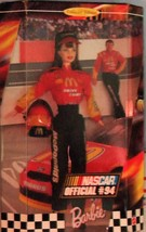 Barbie Doll - Nascar Official #94 - $25.00