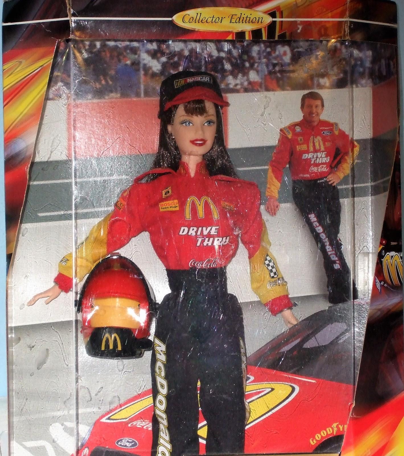 Barbie Doll - Nascar Official #94