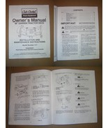 "Cub Cadet 48"" Garden Tractor Deck Model Number 317 Operator's Manual - $9.50"