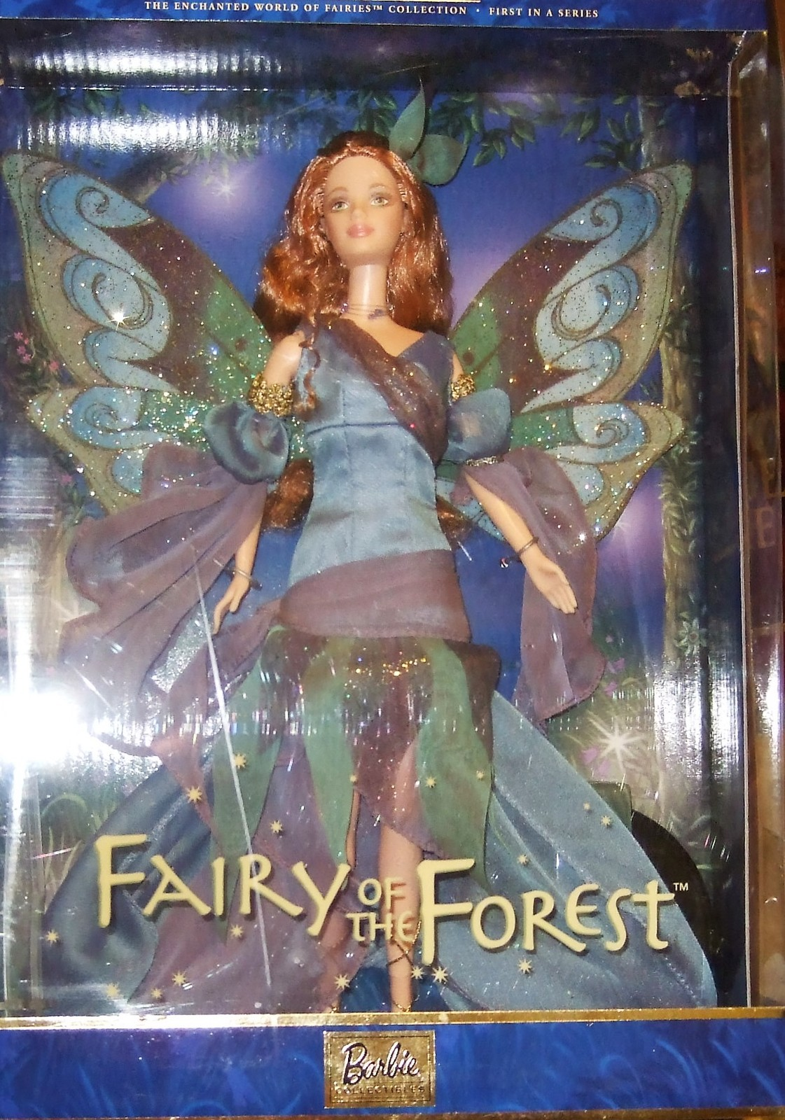 Primary image for Barbie Doll - Fairy Of The Forest  - Collector Edition