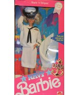 Barbie Doll - Stars 'n' Stripes - Navy Barbie - $44.95