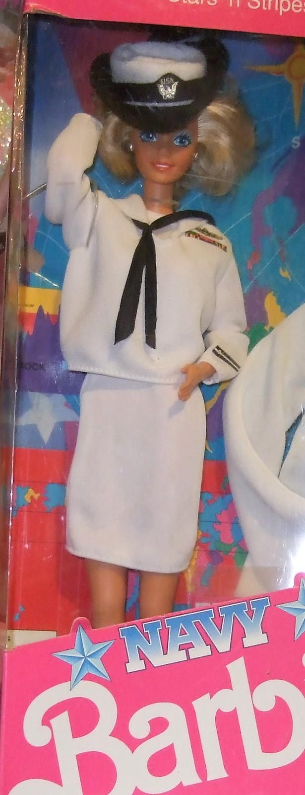 Barbie Doll - Stars 'n' Stripes - Navy Barbie