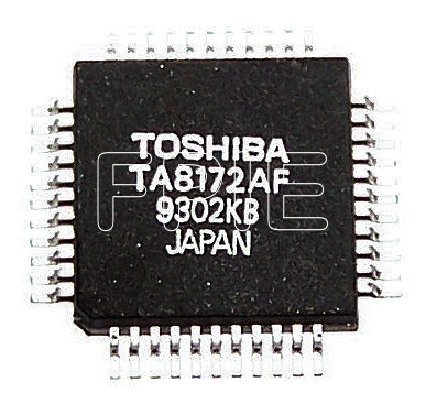 TA8172AF Surface Mount IC Toshiba