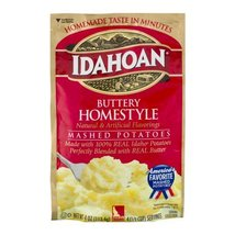 Idahoan Buttery Homestyle® Mashed, 4 oz Pouch - $2.25