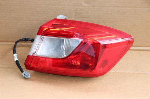 16-17 Chevy Cruze Outer Quarter Mounted Taillight Lamp Passenger Right RH