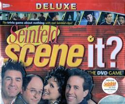 Seinfeld Scene It ? - Deluxe - $11.90