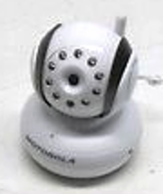 Motorola MBP36BU Remote Wireless Color Video Baby Monitor Camera  - $19.99