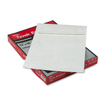 Quality Park Tyvek Expansion Mailer, 12 x 16 x 2, White, 25/Box, BX - QU... - $51.99