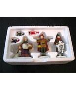 Dept 56 Dickens Village Portobello Road Peddlers Set of 3 Retired Box/Sl... - $12.99