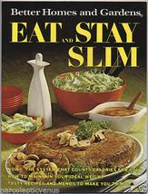 1968 Better Homes & Gardens EAT & STAY SLIM Die... - $5.95