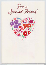 Vintage 1970's HAPPY BIRTHDAY Special FRIEND Greeting CARD - $9.95