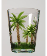 Palm Tree Classic Series 14 Oz DOF Tumbler, Set of 4 - £16.89 GBP