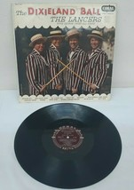 """The DIXIELAND BALL by the LANCERS George Cates All Stars 12"""" Vinyl Recor... - $14.35"""