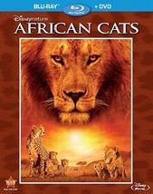 Disney Nature: African Cats (Two-Disc Blu-ray / DVD Combo)