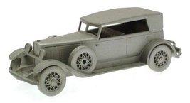 Danbury Mint authentic scale replica pewter car Lincoln KB 1932 - $38.21
