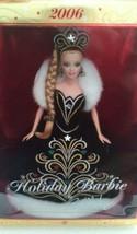 Holiday Barbie by Bob Mackie Fashion Designer  2006 - $200.00