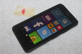 AT&T Nokia Lumina 635- Black- WINDOWS PHONE #1 - $47.00