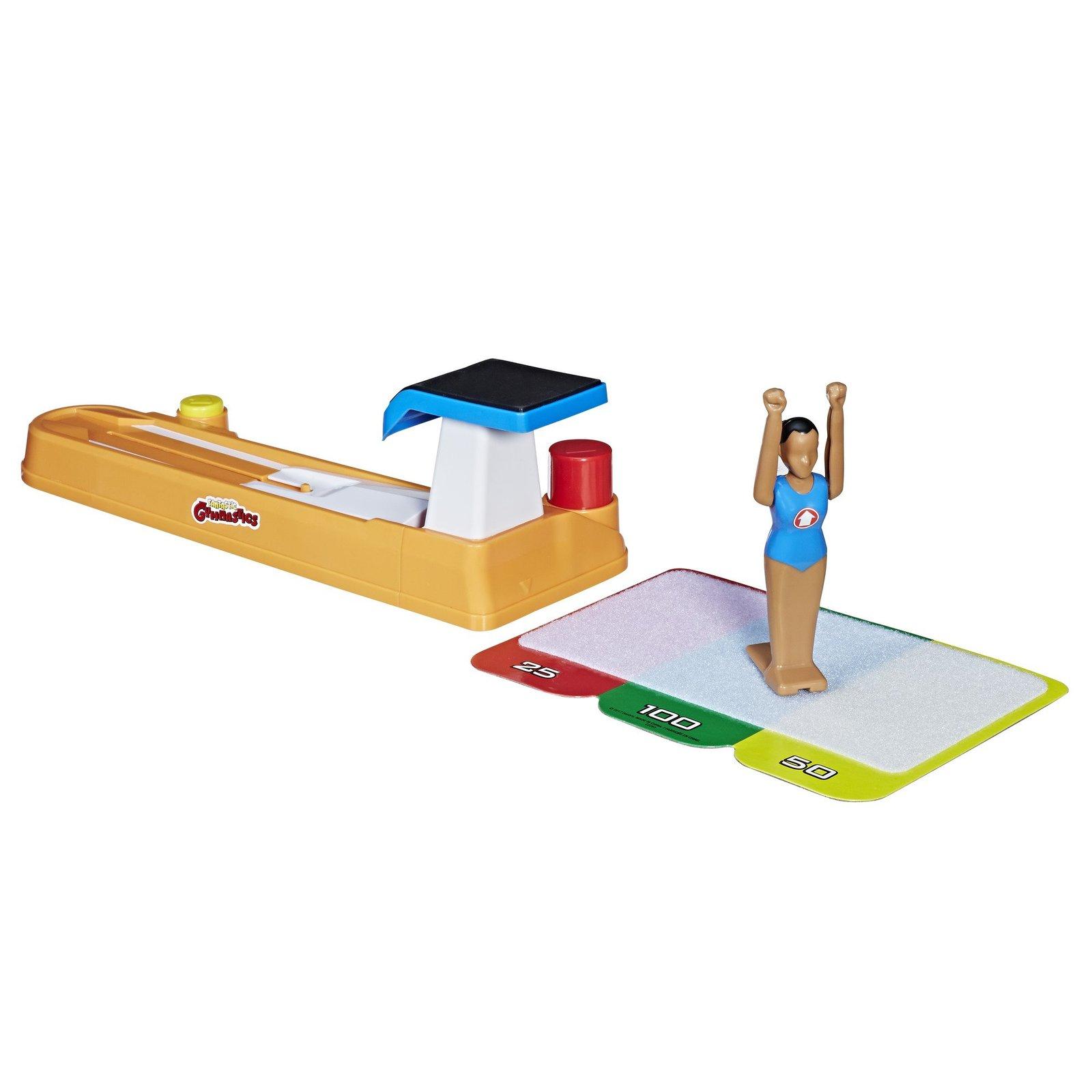 Fantastic Gymnastics Vault Challenge Game Gymnast Toy For Girls & Boys Ages 8+ image 2