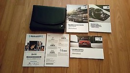 2013 BMW 3 Series Owners Manual with Navigation Manual 03639 - $55.95