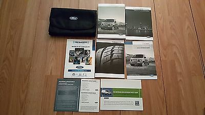 2014 Ford E-Series Owners Manual 03596