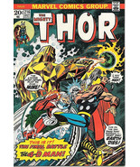 The Mighty Thor Comic Book #216, Marvel Comics 1973 VERY FINE+ - $18.07