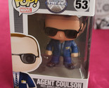 Agent Coulson AGENT OF SHIELD Funko Pop #53 Vinyl Figure