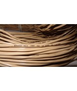 New old stock Brand-Rex Communication Cable 455' Wire 1987 CM 24 AWG UL ... - $85.24
