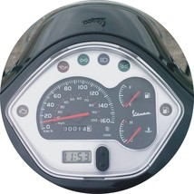 Vespa GTS300 Speedometer Mouse Pad Soft Computer Accessories New - $3.99