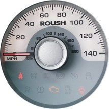 Roush Mustang 427r Speedometer Mouse Pad Soft Computer Accessories New - $3.99