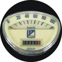 Vespa Veglia Speedometer (Pattern 1) Mouse Pad Soft Computer Accessories... - $3.99
