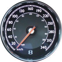 Continental GT Speedometer (Pattern 2) Mouse Pad New - $3.99