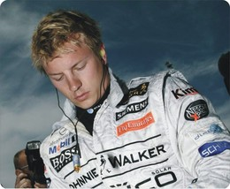 Kimi Raikkonen Cool Mouse Pad Mat For Gamers Office Products - $3.99