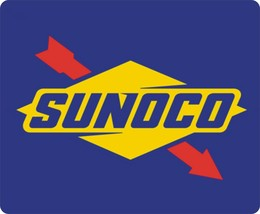 Sunoco Cool Mouse Pad Mat For Gamers Office Products - $3.99