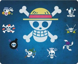One Piece Cool Mouse Pad Mat For Gamers Office Products - $2.00