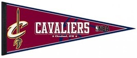 NBA Cleveland Cavaliers WCR63831512 Carded Classic Pennant, 12 X 30  - $25.65