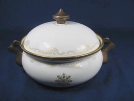 ASTA VTG Heavy Casserole Cream Pot Dish w/ Lid ... - $39.59
