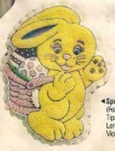 Wilton Special Delivery Bunny & Little League Baseball Cake Pan #2105-9001 - $9.89