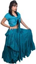 25 Yard ATS Tribal Dance Jaipur Skirt - Quick Dispatch - £25.08 GBP