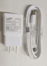 NEW OEM Samsung Adaptive Fast Charger + Data Cable for Galaxy Note 4 EP-... - $11.87