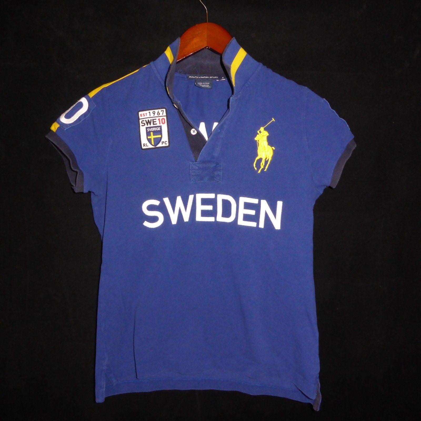 bbb79187 Ralph Lauren Sport Sweden Short Sleeve Polo and 50 similar items. S l1600