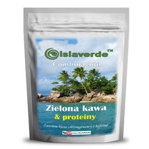DIET UNFLAVOURED PROTEIN WITH GREEN COFFEE BEAN EXTRACT POWDER - SLIM FA... - $11.21